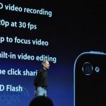 iPhone 4 camera highlights