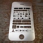 iPhone Stencil Kit 1