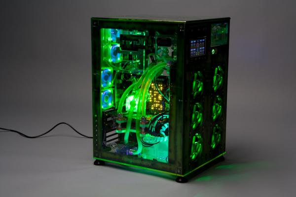 leukaemia ultimate gaming pc case mod 5