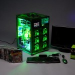 leukaemia ultimate gaming pc case mod 8
