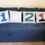minesweeper pillow design image