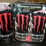 modern warfare energy drink