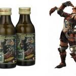 monster hunter energy drink