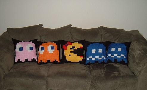 super mario bros hat pillow design