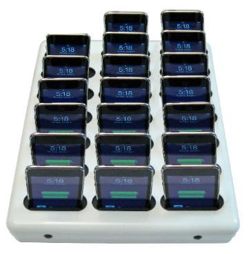 multiple iphone charging dock image parasync