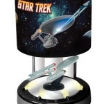 starship enterprise lamp image