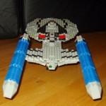 starship enterprise lego image