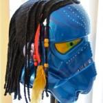 stormtrooper helmet avatar theme design