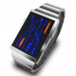 tokyoflash changing lane led watch image