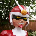viewtiful joe papercraft2