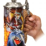 world of warcraft steins fathers day beer gadgets 2010