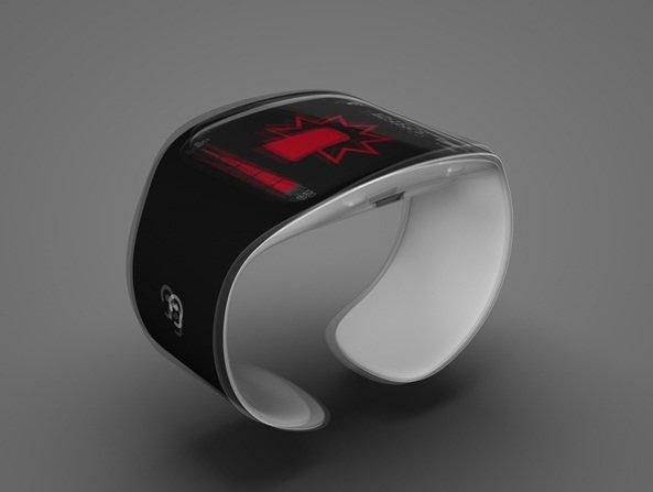 wristband for the deaf concept design 1 Konstantin Datz