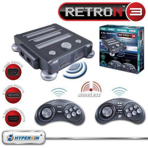 3 In 1 Gaming Console For The Old School Geek (1)