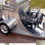 Barbecue engine