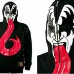 Black Rhino Kiss hoodie