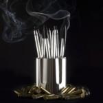 Bullet Pen Stand 1