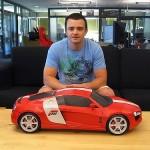 Forza 3 - little Audi R8