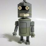 Futurama Characters Found in Lego Artwork 2