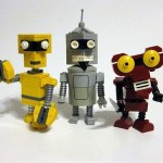 Futurama Characters Found in Lego Artwork 3