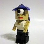 Futurama Characters Found in Lego Artwork 4