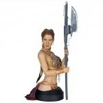 Leia Statue