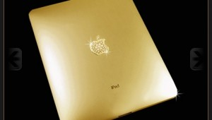 Gold ipad SUPREME Edition