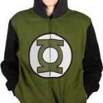 Green Lantern Hoodie