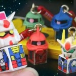 Gundam Cellphone Charm 1
