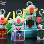 Gundam Cellphone Charm 5