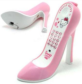 Hello Kitty Stiletto Phone Pink, Pretty, Girly.
