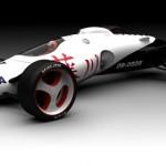 Jet Car - A kid's batmobile