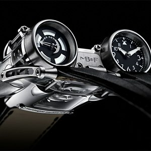 MB&F Horological Machine No. 4 Thunderbolt Is Just WOW! (1)