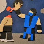 Mortal Kombat Stop Motion 1
