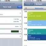 My Schedule Lite iPhone app