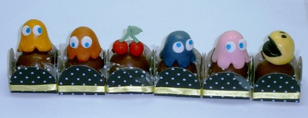 Pacman And Tetris Truffles Are Yummy For The Tummy! (1)