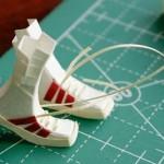 Papercraft Queen1