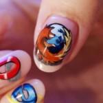 Nail art Pic 1