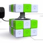 Rubic Cube charger