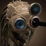 Steampunk Stealth Mask