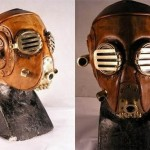 Steampunk Style Scary Mask