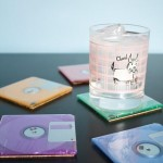 The Floppy Disks are now back as Floppy Disk Coasters in Funky Colors 3