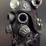 Tom Banwell Steampunk Mask