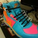 back to the future shoe design