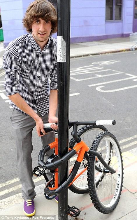 bendy bicycle