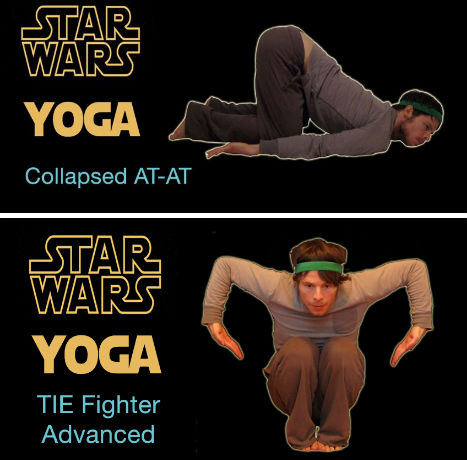 star wars yoga x wing