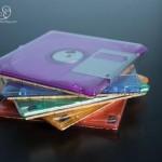 floppy disk coaster design image geeks