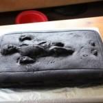 han solo frozen in carbonite cake design 2
