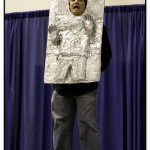 han solo frozen in carbonite costume
