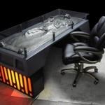 han solo frozen in carbonite table design image