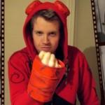 hellboy costume hoodie image thumb